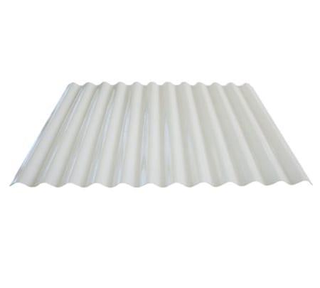 Fibreglass in Corrugated profile