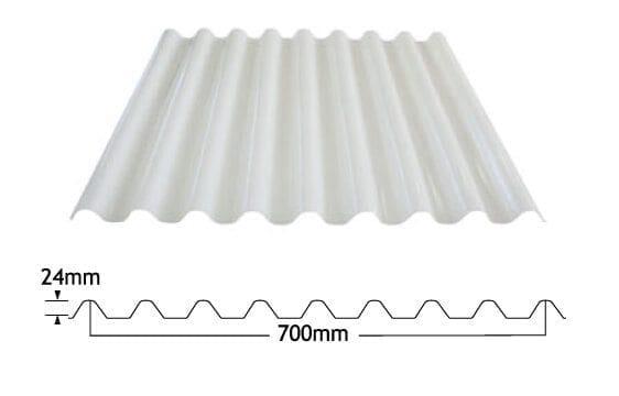span roofing fibreglass
