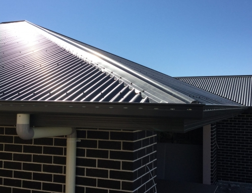 Roofs – All Different Colours, Styles and Sizes
