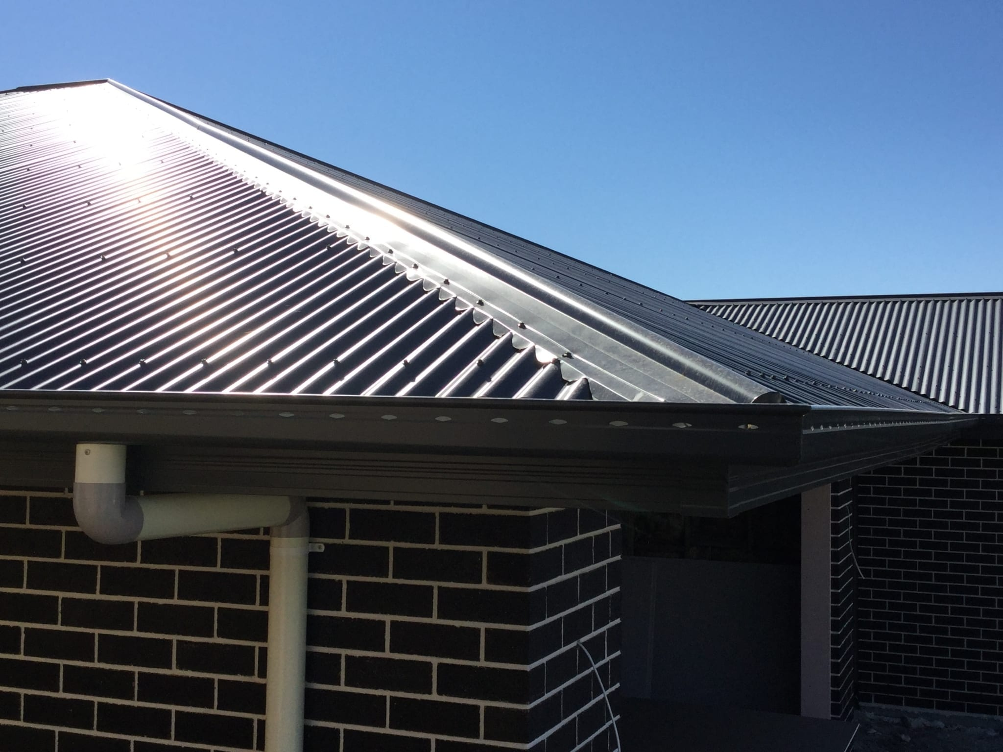 Sheet Metal Roof