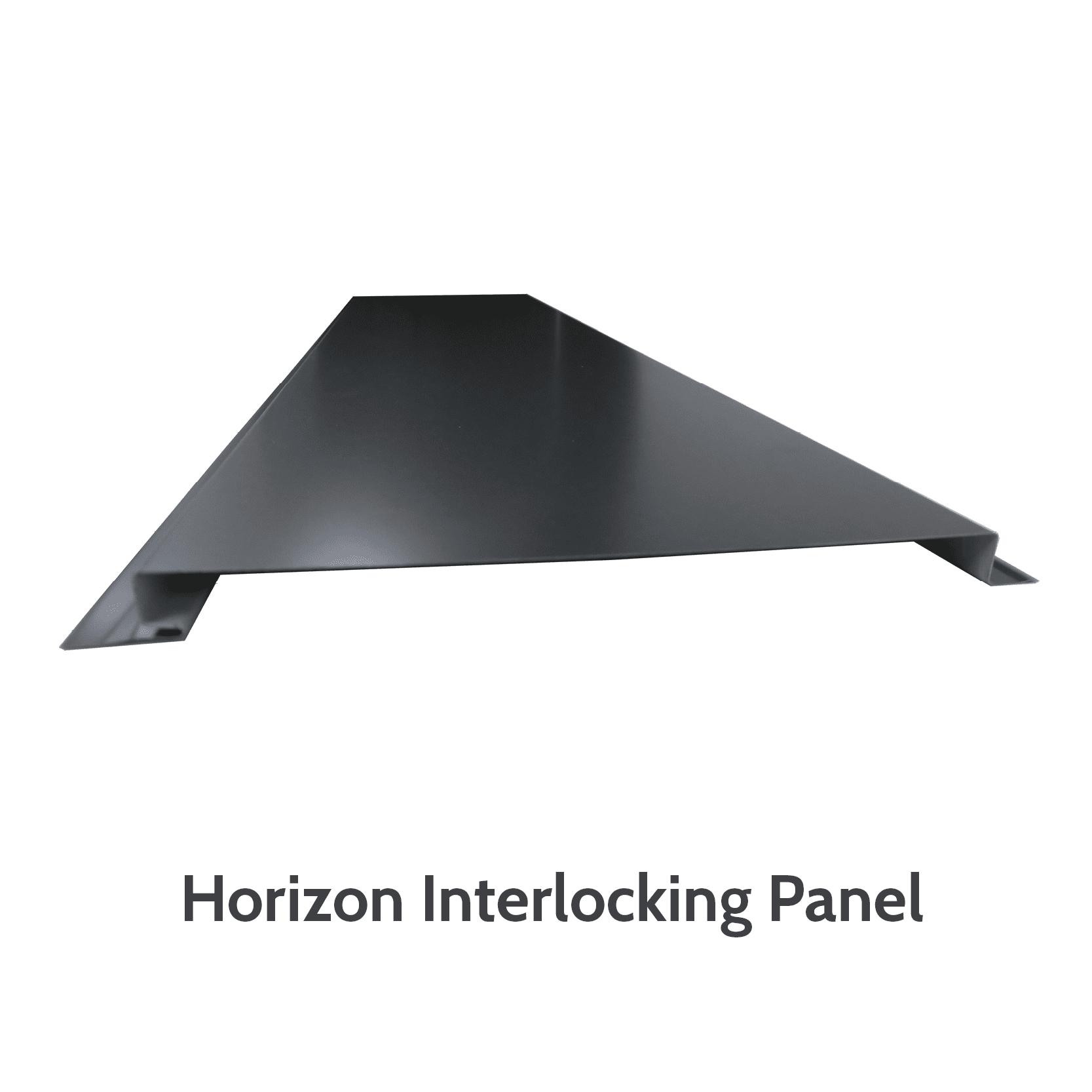 Horizon Interlocking Panel