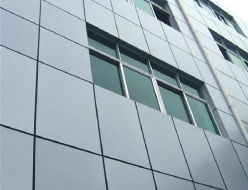 New To Rollsec: Architectural Cladding
