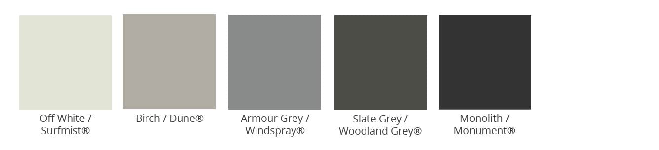 The Best Monolith Colorbond